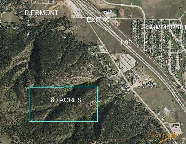 TBD Sturgis Rd, Piedmont, SD 57769 (MLS #149204) :: Heidrich Real Estate Team