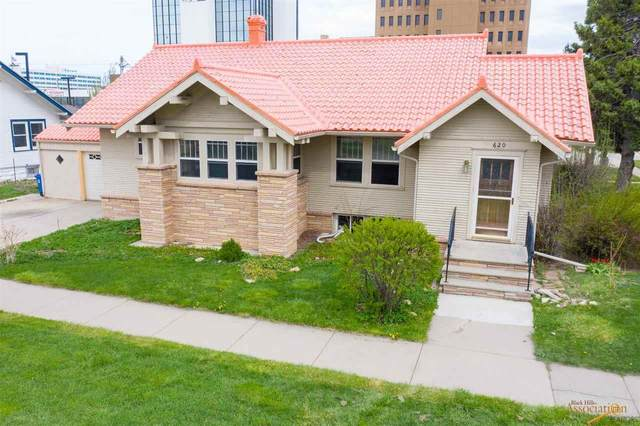 620 West Blvd, Rapid City, SD 57701 (MLS #149253) :: Christians Team Real Estate, Inc.