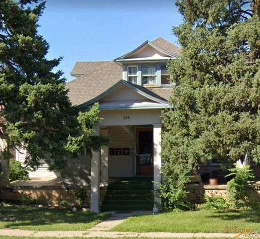 928 Kansas City, Rapid City, SD 57701 (MLS #149277) :: Dupont Real Estate Inc.