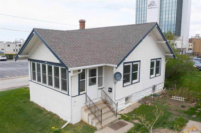 616 West Blvd, Rapid City, SD 57701 (MLS #149278) :: Christians Team Real Estate, Inc.