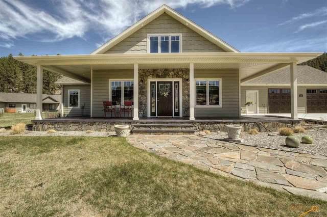 630 Major Lake Dr, Hill City, SD 57745 (MLS #149286) :: Heidrich Real Estate Team