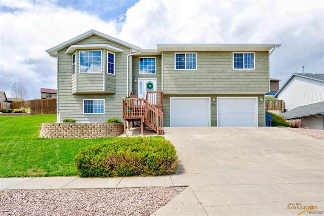 4827 Coal Bank Dr, Rapid City, SD 57701 (MLS #149293) :: VIP Properties