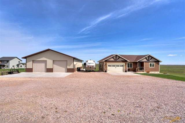 13409 Frontier Loop, Piedmont, SD 57769 (MLS #149300) :: Heidrich Real Estate Team