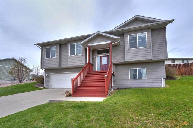 4729 Coal Bank Dr, Rapid City, SD 57701 (MLS #149324) :: VIP Properties
