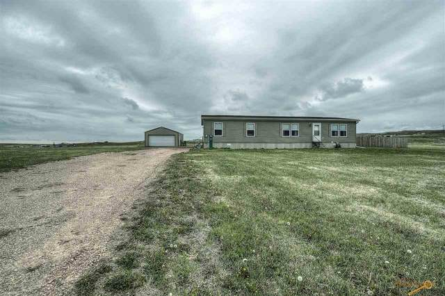 22178 Saddle Rd, Piedmont, SD 57769 (MLS #149326) :: Heidrich Real Estate Team