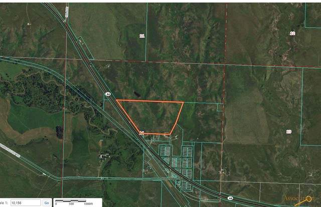 TBD E Hwy 44, Caputa, SD 57725 (MLS #149328) :: Dupont Real Estate Inc.