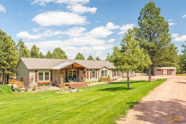 24768 Timber Ridge Rd, Hermosa, SD 57744 (MLS #149334) :: Christians Team Real Estate, Inc.