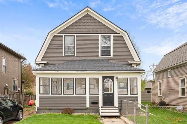 1105 St Joseph, Rapid City, SD 57701 (MLS #149345) :: VIP Properties