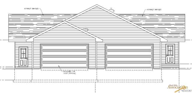 2825 Horizon Pointe, Rapid City, SD 57701 (MLS #149356) :: Dupont Real Estate Inc.