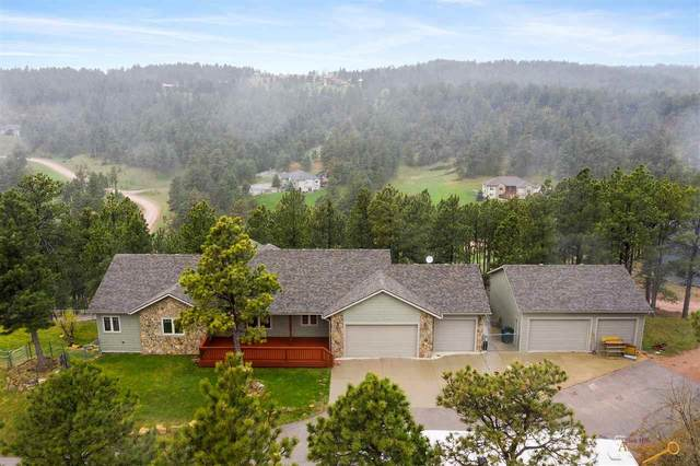 11488 High Valley Dr, Rapid City, SD 57702 (MLS #149365) :: Heidrich Real Estate Team