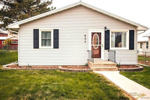 603 Norris, Wall, SD 57790 (MLS #149369) :: Dupont Real Estate Inc.