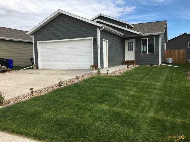 2872 Johnson Ranch Rd, Rapid City, SD 57703 (MLS #149374) :: Christians Team Real Estate, Inc.