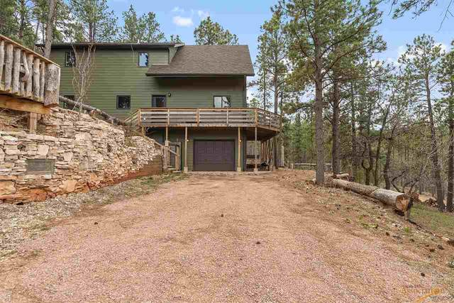 10180 Pine Canyon Rd, Black Hawk, SD 57718 (MLS #149377) :: Heidrich Real Estate Team