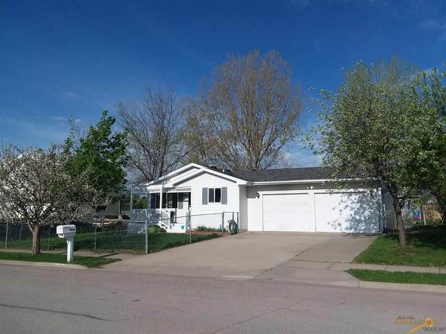 2439 Sprucewood, Rapid City, SD 57703 (MLS #149394) :: VIP Properties