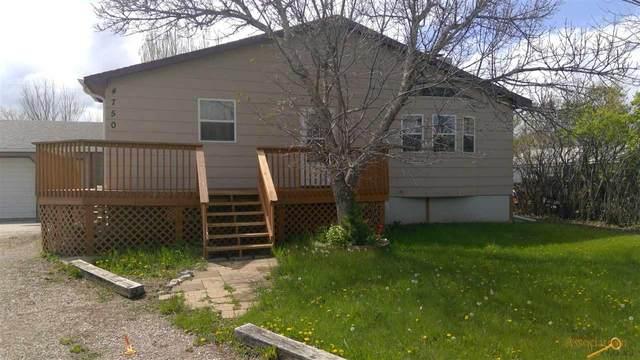 4750 Hamlin Ct, Rapid City, SD 57703 (MLS #149411) :: VIP Properties