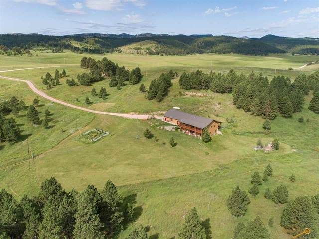 13684 Ghost Canyon Rd, Hermosa, SD 57744 (MLS #149415) :: Heidrich Real Estate Team