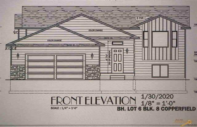 716 Bar Five Ranch Rd, Rapid City, SD 57703 (MLS #149421) :: Heidrich Real Estate Team
