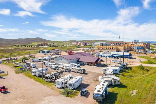 4505 I-90 Service Rd, Rapid City, SD 57701 (MLS #149427) :: Dupont Real Estate Inc.