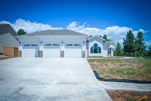 7425 Castlewood Dr, Summerset, SD 57718 (MLS #149439) :: Heidrich Real Estate Team