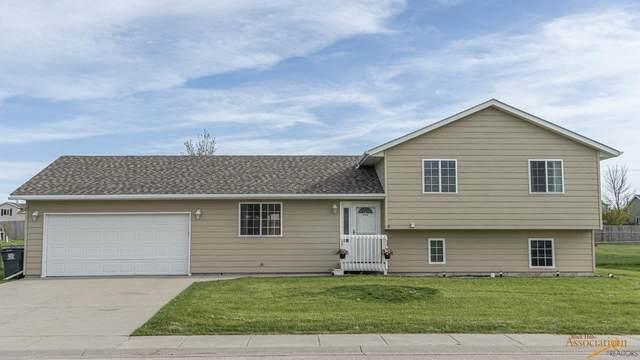 311 Freiheit Ln, Box Elder, SD 57719 (MLS #149448) :: Heidrich Real Estate Team