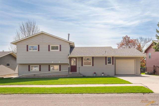 502 Belmont Dr, Rapid City, SD 57702 (MLS #149450) :: Dupont Real Estate Inc.
