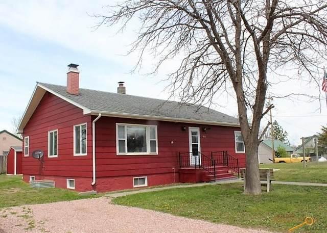 410 B St, Edgemont, SD 57735 (MLS #149459) :: VIP Properties