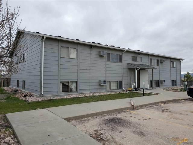 901 4TH AVE, Edgemont, SD 57735 (MLS #149460) :: VIP Properties