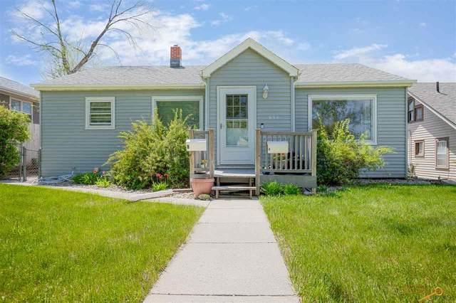 631 St James, Rapid City, SD 57701 (MLS #149494) :: VIP Properties