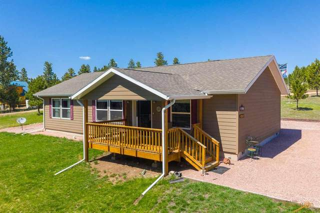 26677 Other, Custer, SD 57730 (MLS #149509) :: Heidrich Real Estate Team