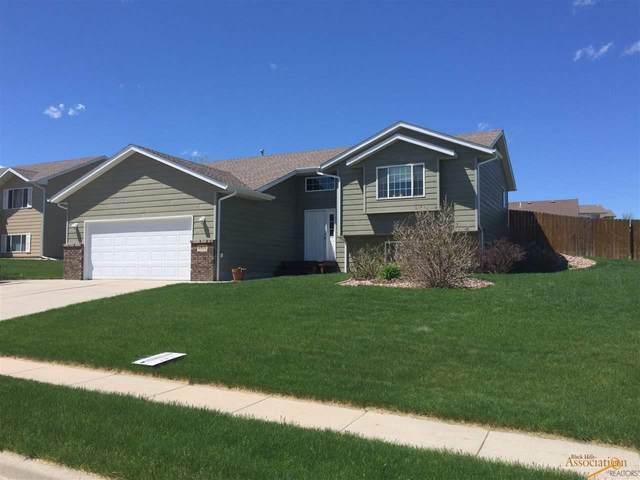4819 Chalkstone Dr, Rapid City, SD 57701 (MLS #149512) :: VIP Properties