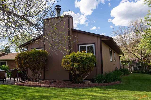 506 City Springs Ln, Rapid City, SD 57702 (MLS #149526) :: Dupont Real Estate Inc.