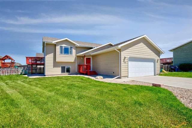 608 Vector Ct, Box Elder, SD 57719 (MLS #149553) :: Heidrich Real Estate Team