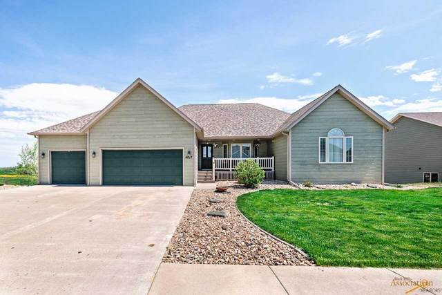 4022 Ward Ave, Spearfish, SD 57783 (MLS #149557) :: Dupont Real Estate Inc.
