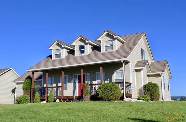 5964 Terra Ct, Black Hawk, SD 57717 (MLS #149559) :: Heidrich Real Estate Team