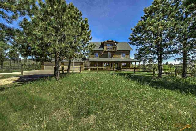 23956 S Rockerville Rd, Rapid City, SD 57702 (MLS #149563) :: Christians Team Real Estate, Inc.