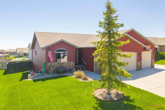 4322 Fieldstone Dr, Rapid City, SD 57703 (MLS #149575) :: Dupont Real Estate Inc.
