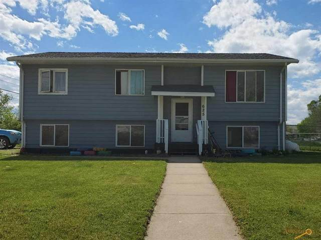 625 Milwaukee, Rapid City, SD 57701 (MLS #149576) :: Dupont Real Estate Inc.