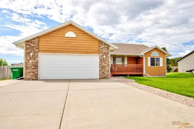7165 Castlewood Dr, Summerset, SD 57718 (MLS #149584) :: Dupont Real Estate Inc.