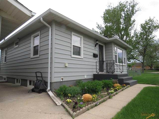 210 N 42ND, Rapid City, SD 57702 (MLS #149587) :: Dupont Real Estate Inc.