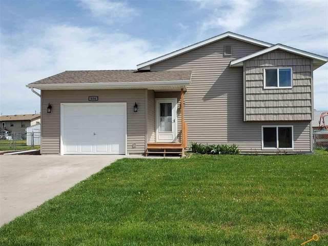 604 Tanglewood Ln, Box Elder, SD 57719 (MLS #149588) :: Heidrich Real Estate Team