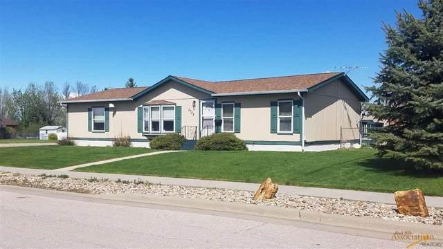 3722 Kyle, Rapid City, SD 57701 (MLS #149600) :: Heidrich Real Estate Team