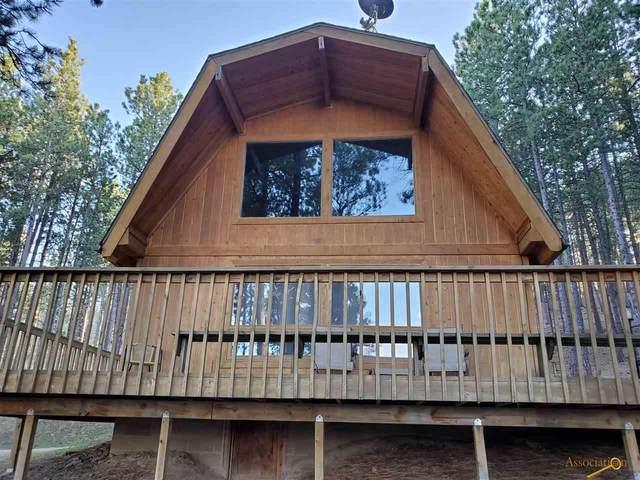 255 Matterhorn Dr, Rapid City, SD 57702 (MLS #149604) :: Heidrich Real Estate Team