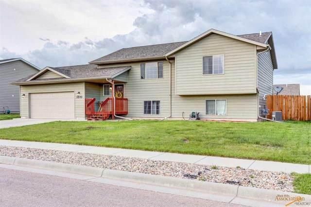 3570 Wesson Rd, Rapid City, SD 57703 (MLS #149608) :: Heidrich Real Estate Team