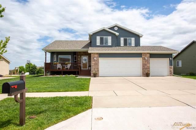 6722 Cog Hill Ln, Rapid City, SD 57702 (MLS #149609) :: Heidrich Real Estate Team