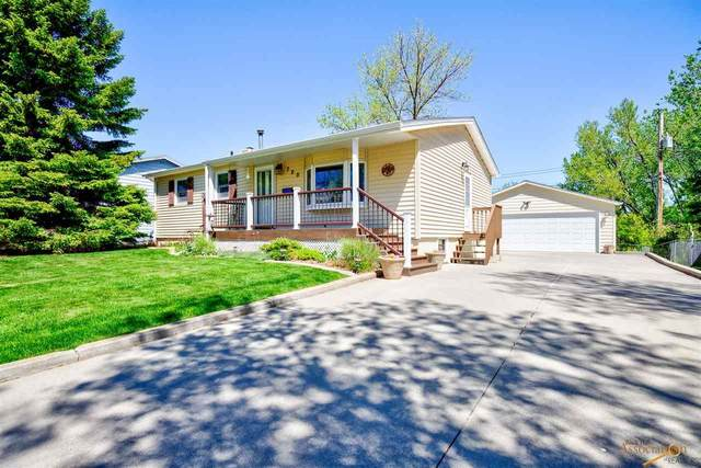 720 Belmont Dr, Rapid City, SD 57702 (MLS #149610) :: Heidrich Real Estate Team