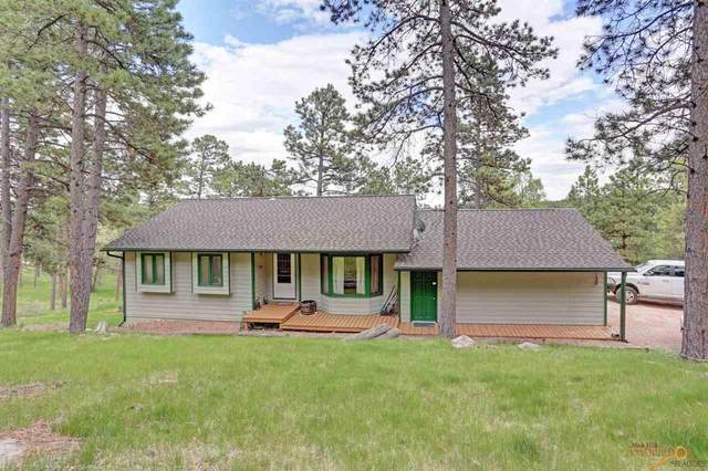 7880 Bighorn Rd, Rapid City, SD 57702 (MLS #149612) :: Heidrich Real Estate Team