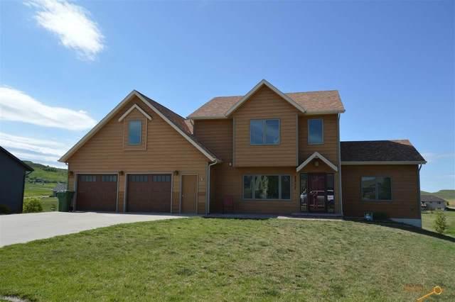 2512 Ambush Ranch Rd, Rapid City, SD 57703 (MLS #149616) :: Heidrich Real Estate Team