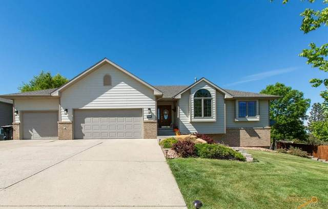 800 Enchantment Rd, Rapid City, SD 57701 (MLS #149636) :: Dupont Real Estate Inc.