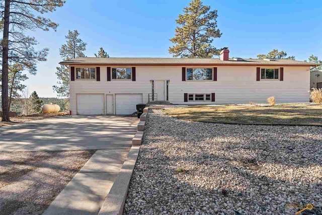 6395 Sun Ridge Rd, Rapid City, SD 57702 (MLS #149649) :: VIP Properties