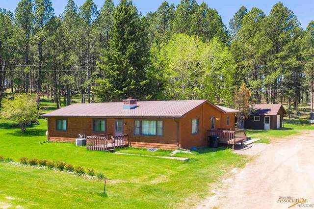 326 W Mt Rushmore Rd, Custer, SD 57730 (MLS #149652) :: Christians Team Real Estate, Inc.